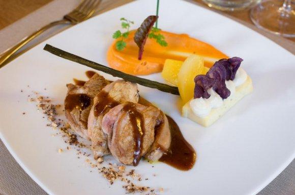 Cuisine gastronomique Montélier