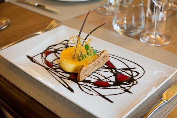 Restaurant gastronomique Montélier