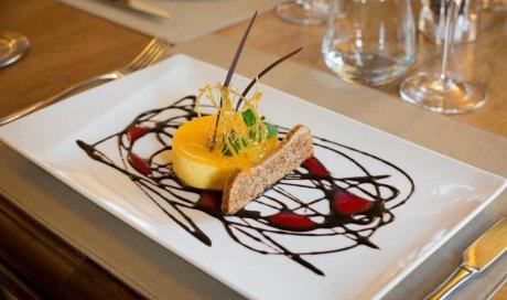 Restaurant avec terrasse Montélier